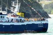 Procesión Marítima en honor de la Patrona de Cedeira - Cedeira, 16 de agosto de 2012 - fotografía por Fermín Goiriz Díaz (132)