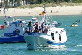 Procesión Marítima en honor de la Patrona de Cedeira - Cedeira, 16 de agosto de 2012 - fotografía por Fermín Goiriz Díaz (136)
