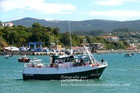 Procesión Marítima en honor de la Patrona de Cedeira - Cedeira, 16 de agosto de 2012 - fotografía por Fermín Goiriz Díaz (139)