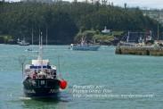 Procesión Marítima en honor de la Patrona de Cedeira - Cedeira, 16 de agosto de 2012 - fotografía por Fermín Goiriz Díaz (14)