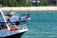 Procesión Marítima en honor de la Patrona de Cedeira - Cedeira, 16 de agosto de 2012 - fotografía por Fermín Goiriz Díaz (141)