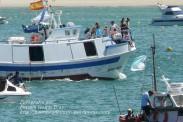 Procesión Marítima en honor de la Patrona de Cedeira - Cedeira, 16 de agosto de 2012 - fotografía por Fermín Goiriz Díaz (147)