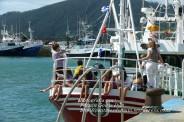 Procesión Marítima en honor de la Patrona de Cedeira - Cedeira, 16 de agosto de 2012 - fotografía por Fermín Goiriz Díaz (15)