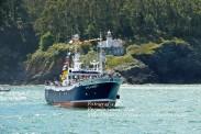 Procesión Marítima en honor de la Patrona de Cedeira - Cedeira, 16 de agosto de 2012 - fotografía por Fermín Goiriz Díaz (159)
