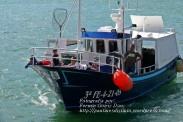 Procesión Marítima en honor de la Patrona de Cedeira - Cedeira, 16 de agosto de 2012 - fotografía por Fermín Goiriz Díaz (16)