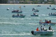 Procesión Marítima en honor de la Patrona de Cedeira - Cedeira, 16 de agosto de 2012 - fotografía por Fermín Goiriz Díaz (161)