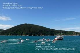 Procesión Marítima en honor de la Patrona de Cedeira - Cedeira, 16 de agosto de 2012 - fotografía por Fermín Goiriz Díaz (169)