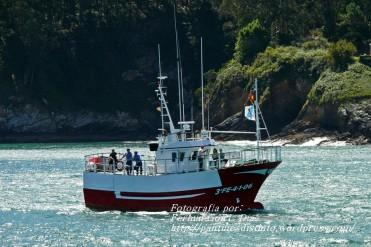 Procesión Marítima en honor de la Patrona de Cedeira - Cedeira, 16 de agosto de 2012 - fotografía por Fermín Goiriz Díaz (179)