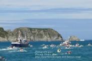 Procesión Marítima en honor de la Patrona de Cedeira - Cedeira, 16 de agosto de 2012 - fotografía por Fermín Goiriz Díaz (185)