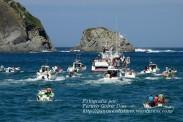 Procesión Marítima en honor de la Patrona de Cedeira - Cedeira, 16 de agosto de 2012 - fotografía por Fermín Goiriz Díaz (187)