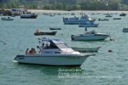 Procesión Marítima en honor de la Patrona de Cedeira - Cedeira, 16 de agosto de 2012 - fotografía por Fermín Goiriz Díaz (19)