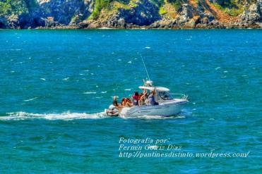 Procesión Marítima en honor de la Patrona de Cedeira - Cedeira, 16 de agosto de 2012 - fotografía por Fermín Goiriz Díaz (193)
