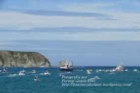Procesión Marítima en honor de la Patrona de Cedeira - Cedeira, 16 de agosto de 2012 - fotografía por Fermín Goiriz Díaz (194)