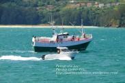 Procesión Marítima en honor de la Patrona de Cedeira - Cedeira, 16 de agosto de 2012 - fotografía por Fermín Goiriz Díaz (199)