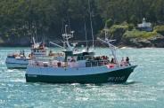 Procesión Marítima en honor de la Patrona de Cedeira - Cedeira, 16 de agosto de 2012 - fotografía por Fermín Goiriz Díaz (200)