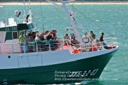 Procesión Marítima en honor de la Patrona de Cedeira - Cedeira, 16 de agosto de 2012 - fotografía por Fermín Goiriz Díaz (202)