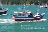 Procesión Marítima en honor de la Patrona de Cedeira - Cedeira, 16 de agosto de 2012 - fotografía por Fermín Goiriz Díaz (203)