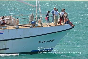 Procesión Marítima en honor de la Patrona de Cedeira - Cedeira, 16 de agosto de 2012 - fotografía por Fermín Goiriz Díaz (205)