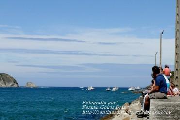 Procesión Marítima en honor de la Patrona de Cedeira - Cedeira, 16 de agosto de 2012 - fotografía por Fermín Goiriz Díaz (233)