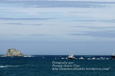 Procesión Marítima en honor de la Patrona de Cedeira - Cedeira, 16 de agosto de 2012 - fotografía por Fermín Goiriz Díaz (241)