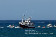 Procesión Marítima en honor de la Patrona de Cedeira - Cedeira, 16 de agosto de 2012 - fotografía por Fermín Goiriz Díaz (245)