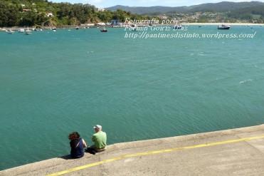 Procesión Marítima en honor de la Patrona de Cedeira - Cedeira, 16 de agosto de 2012 - fotografía por Fermín Goiriz Díaz (256)