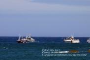 Procesión Marítima en honor de la Patrona de Cedeira - Cedeira, 16 de agosto de 2012 - fotografía por Fermín Goiriz Díaz (261)
