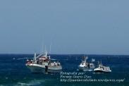 Procesión Marítima en honor de la Patrona de Cedeira - Cedeira, 16 de agosto de 2012 - fotografía por Fermín Goiriz Díaz (265)