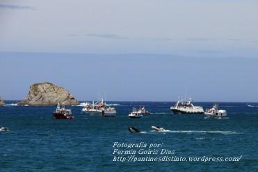 Procesión Marítima en honor de la Patrona de Cedeira - Cedeira, 16 de agosto de 2012 - fotografía por Fermín Goiriz Díaz (274)