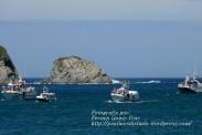 Procesión Marítima en honor de la Patrona de Cedeira - Cedeira, 16 de agosto de 2012 - fotografía por Fermín Goiriz Díaz (282)