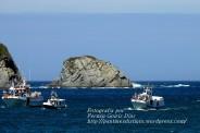 Procesión Marítima en honor de la Patrona de Cedeira - Cedeira, 16 de agosto de 2012 - fotografía por Fermín Goiriz Díaz (283)