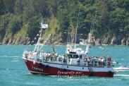 Procesión Marítima en honor de la Patrona de Cedeira - Cedeira, 16 de agosto de 2012 - fotografía por Fermín Goiriz Díaz (287)