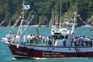Procesión Marítima en honor de la Patrona de Cedeira - Cedeira, 16 de agosto de 2012 - fotografía por Fermín Goiriz Díaz (288)