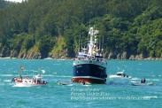 Procesión Marítima en honor de la Patrona de Cedeira - Cedeira, 16 de agosto de 2012 - fotografía por Fermín Goiriz Díaz (302)