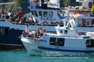 Procesión Marítima en honor de la Patrona de Cedeira - Cedeira, 16 de agosto de 2012 - fotografía por Fermín Goiriz Díaz (328)