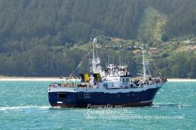 Procesión Marítima en honor de la Patrona de Cedeira - Cedeira, 16 de agosto de 2012 - fotografía por Fermín Goiriz Díaz (339)