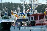 Procesión Marítima en honor de la Patrona de Cedeira - Cedeira, 16 de agosto de 2012 - fotografía por Fermín Goiriz Díaz (347)
