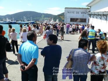 Procesión Marítima en honor de la Patrona de Cedeira - Cedeira, 16 de agosto de 2012 - fotografía por Fermín Goiriz Díaz (361)