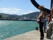 Procesión Marítima en honor de la Patrona de Cedeira - Cedeira, 16 de agosto de 2012 - fotografía por Fermín Goiriz Díaz (364)