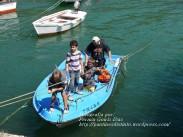 Procesión Marítima en honor de la Patrona de Cedeira - Cedeira, 16 de agosto de 2012 - fotografía por Fermín Goiriz Díaz (367)