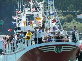 Procesión Marítima en honor de la Patrona de Cedeira - Cedeira, 16 de agosto de 2012 - fotografía por Fermín Goiriz Díaz (382)