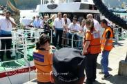 Procesión Marítima en honor de la Patrona de Cedeira - Cedeira, 16 de agosto de 2012 - fotografía por Fermín Goiriz Díaz (395)