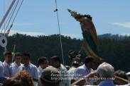 Procesión Marítima en honor de la Patrona de Cedeira - Cedeira, 16 de agosto de 2012 - fotografía por Fermín Goiriz Díaz (397)