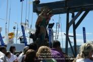 Procesión Marítima en honor de la Patrona de Cedeira - Cedeira, 16 de agosto de 2012 - fotografía por Fermín Goiriz Díaz (409)