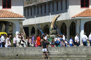Procesión Marítima en honor de la Patrona de Cedeira - Cedeira, 16 de agosto de 2012 - fotografía por Fermín Goiriz Díaz (414)