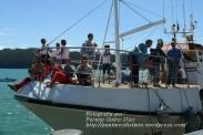 Procesión Marítima en honor de la Patrona de Cedeira - Cedeira, 16 de agosto de 2012 - fotografía por Fermín Goiriz Díaz (426)