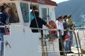 Procesión Marítima en honor de la Patrona de Cedeira - Cedeira, 16 de agosto de 2012 - fotografía por Fermín Goiriz Díaz (428)