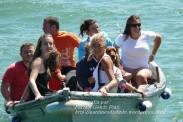 Procesión Marítima en honor de la Patrona de Cedeira - Cedeira, 16 de agosto de 2012 - fotografía por Fermín Goiriz Díaz (441)