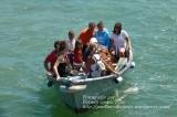 Procesión Marítima en honor de la Patrona de Cedeira - Cedeira, 16 de agosto de 2012 - fotografía por Fermín Goiriz Díaz (443)