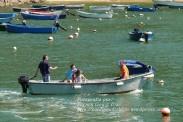 Procesión Marítima en honor de la Patrona de Cedeira - Cedeira, 16 de agosto de 2012 - fotografía por Fermín Goiriz Díaz (45)